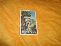 CARTE POSTALE ANCIENNE NON CIRCULEE DATE ?../ ITALIE. RAVENNA../ ENIT.. - Autres