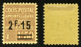 COLIS POSTAUX N° 89 Neuf N* TB Cote 75€ - Colis Postaux