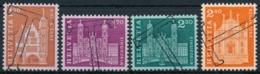 Zumstein 391-394  / Michel 764-767 - Ergänzungswerte - Mit TAX-Stempel (Nachporto) - Rar - Suisse