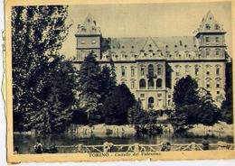 Torino - Castello Del Valentino - Formato Grande Viaggiata Mancante Di Affrancatura – E 12 - Italie