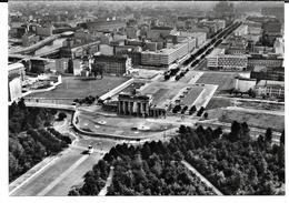 Cpm Arc De Brandenburg Gate / Vue Sur Le Secteur Est. - Porta Di Brandeburgo