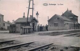 Belgique - Aubange - La Gare - Aubange