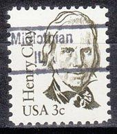 USA Precancel Vorausentwertung Preo, Bureau Illinois, Midlothian 843 - Vereinigte Staaten