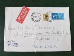 (31861) STORIA POSTALE ITALIA 1974 - 6. 1946-.. Republik