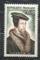 """France 1964 Y&T** N° 1420 """" Jean Calvin"""" - Frankreich"""