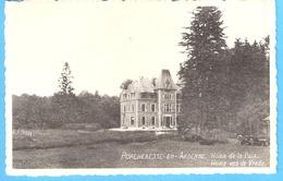Porcheresse-en-Ardenne (Daverdisse)-Home De La Paix-van De Vrede (Colonies De Vacances)-Edit.Mosa, Profondeville - Daverdisse