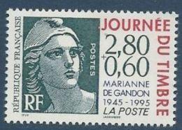 """FR YT 2933 """" Journée Du Timbre """" 1995 Neuf** - France"""