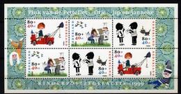 Nederland Pay Bas Olanda Netherlands 1999, Kinderzegels Child Welfare **, MNH, S/S - Periode 1980-... (Beatrix)