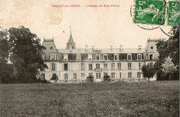 VAILLY SUR AISNE, Chateau De Bois-morin - France