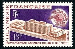 POLYNESIE 1970 - Yv. 80 **   Cote= 12,40 EUR - UPU, Berne. 18f  ..Réf.POL23823 - Unused Stamps
