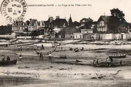 GRANDCAMP LES BAINS - France