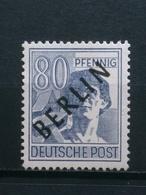 Berlin Gemeinschaftausgabe Nr.15 ** MNH Postfrisch Geprüft TOP - Unused Stamps