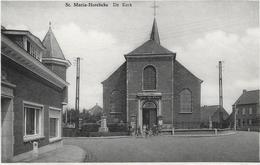 St.  Maria-Horebeke    De Kerk - Horebeke
