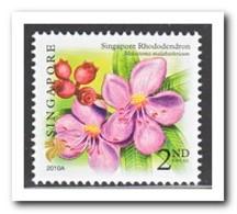 Singapore 2010, Postfris MNH, Flowers 2010A - Singapore (1959-...)