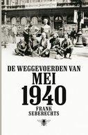 Boek : De Weggevoerden Van Mei 1940 - Guerre 1939-45