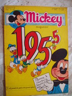 MICKEY MAGAZINE NO 221 -12/1954-RC DIVERS-ED.BELGE - Mickey - Autres