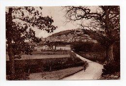 - CPA ESPARRON (83) - Vue Générale - Photo CIM - - Other Municipalities