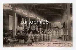 - CPA GOLFE-JUAN (06) - Gare Des Marchandises 1909 - Embarquement Des Poteries - Edition Martin - - Autres Communes