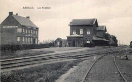Belgique - Poperinge - Abeele - La Station - Poperinge