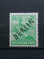 Berlin Gemeinschaftausgabe Nr.16 ** MNH Postfrisch Geprüft TOP - Nuevos