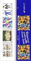 BC 2872  Carnet Relations Culturelles France Suède 1994   Fête Au Trianon  Les Vikings Les Ballets Suédois - Booklets