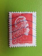 Timbre France YT 5253 - Marianne L'Engagée D'Yzeult - Lettre Prioritaire - 2018 - 2018-... Marianne L'Engagée