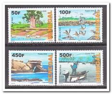 Senegal 2011, Postfris MNH, Boat, Birds, Trees, Animals, Nature - Senegal (1960-...)