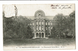 CPA - Carte Postale -FRANCE - Madeleine Lez Lille - Pensionnat St Maur   VM2415 - Lille