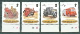 Falkland Is: 1998   Centenary Of Falkland Islands Fire Service  MNH - Falkland Islands
