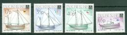 Falkland Is: 1998   Local Vessels    MNH - Falkland Islands