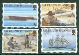 Falkland Is: 1999   California Gold Rush 150th Anniv    MNH - Falkland Islands