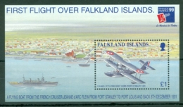 Falkland Is: 1999   FilexFrance 99 International Stamp Exhibition  M/S    MNH - Falkland Islands