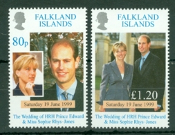 Falkland Is: 1999   Royal Wedding    MNH - Falkland Islands