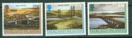 Falkland Is: 2000   Bridges   MNH - Falkland Islands