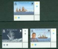Falkland Is: 2000   Shackelton's Trans-Antarctic Expedition    MNH - Falkland Islands