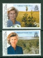 Falkland Is: 2000   Visit Of Princess Alexandria    MNH - Falkland Islands
