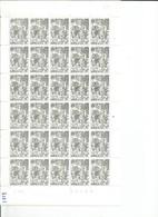 OCB 1859 Postfris Zonder Scharnier ** Volledig Vel ( Plaat 2 )  Lager Dan De Postprijs - Fogli Completi