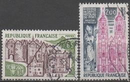 FRANCE  1974   __N°  1793/1810__OBL  VOIR SCAN - Francia