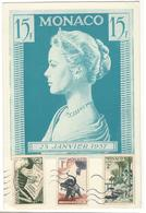 16667 - PUBLICITAIRE  POUR POMMADE - Monaco