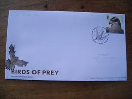 Oiseaux De Proie, Birds Of Prey,   Goshawk, Autour Des Palombes - FDC