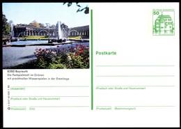 76103) BRD - P 130 H3/47 - * Ungebraucht - 8580 Bayreuth - Eremitage - [7] Repubblica Federale