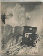 La Revue Du TOURING CLUB DE FRANCE ,n° 437,1931, Chasse Neige,,mont Ventoux, Saint Malo... ,frais Fr 4.55 E - Tourisme