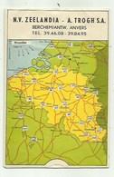 Bechem / Antwerpen -Zeelandia - Reclame Expo ' 58  ( 2 Scans) - Antwerpen