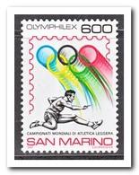 San Marino 1987, Postfris MNH, OLYMPHILEX '87 - Armenië
