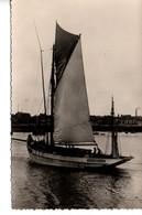 CPSM Petit  Format Concarneau  Thonier Au Port (Joyeuse Clara) - Concarneau