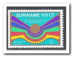 Suriname 1988, Postfris MNH, Olympic Summer Games - Armenië