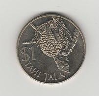 1 TALA TOKELAU 1978 - Coins