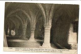 CPA - Carte Postale -Belgique- Gent - Château Des Comtes De Flandre -Ecurie-VM2419 - Gent