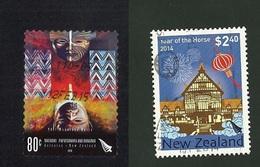 Nueva Zelanda 2014 Used - New Zealand