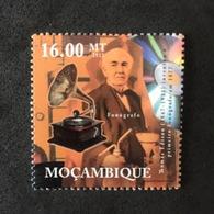 MOZAMBIQUE. EDISON. MNH D1209E - Famous People